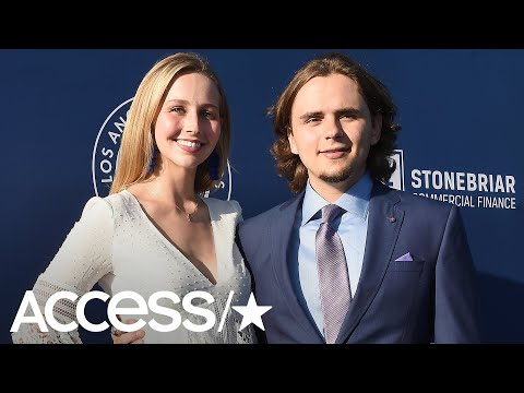 Prince Jackson Shows Off His Girlfriend At A Dodgers Bash! | Access
