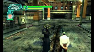 The Matrix: Path of Neo PC Walkthrough Part 5