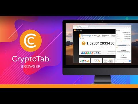 Майним биткоин на своём пк. Cryptotab отзывы. заработок в сети.