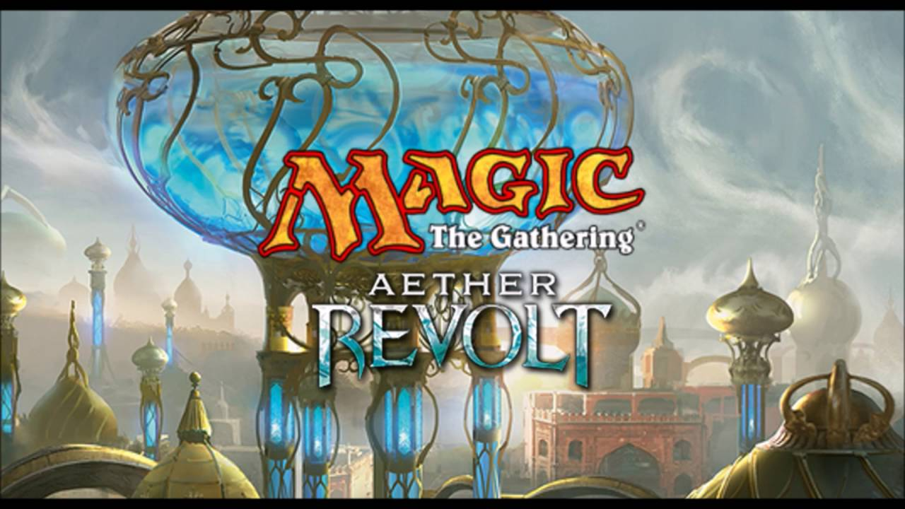 Image result for Aether Revolt