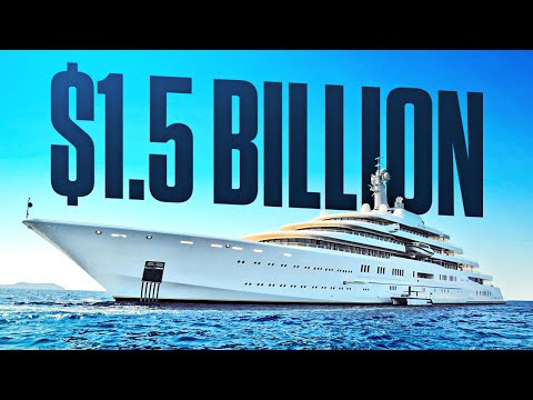 Top 3 Most Expensive Yachts In The World