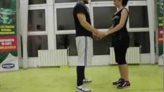 Урок Лапцевича Димы №9 Клубный танец Чарльстон начальный уровень x264