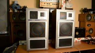 электроника динамики Elektronika 130 AC Top Vintage HiFi Loudspeakers #speakers Lautsprecherboxen