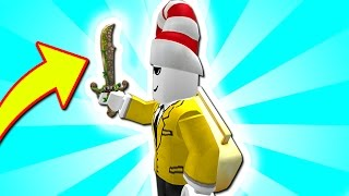 WE GOT THE RARE NEW EXOTIC KNIFE (Roblox Assassin)