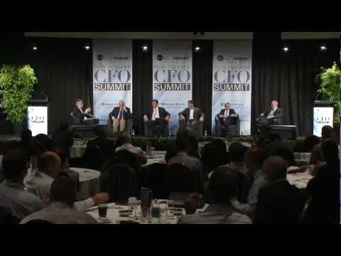 CEO Panel: Driving business culture and strategy in collaboration with the CFO