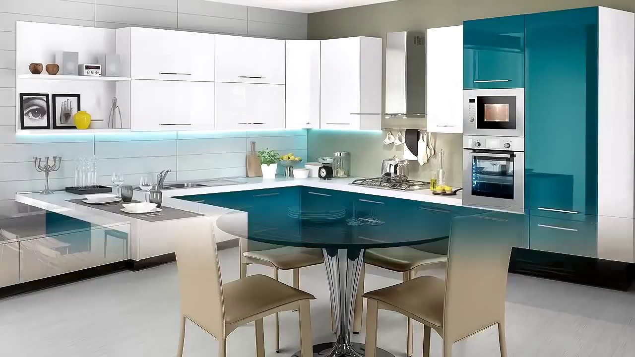 The 100 most beautiful kitchens of 2018 kitchen cabinet - The most beautiful kitchen designs ...