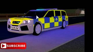 [Roblox City of Cardiff] Uk Policing state-0! Gang Riot!