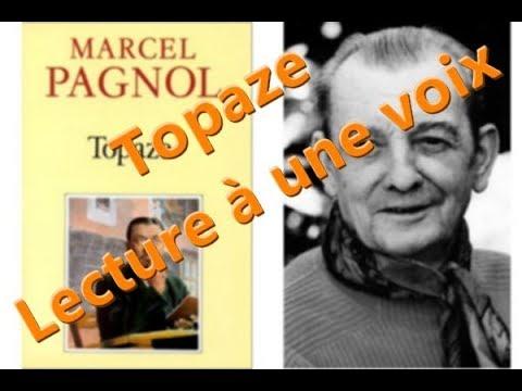 Topaze De Marcel Pagnol Lecture (1954/France Culture)