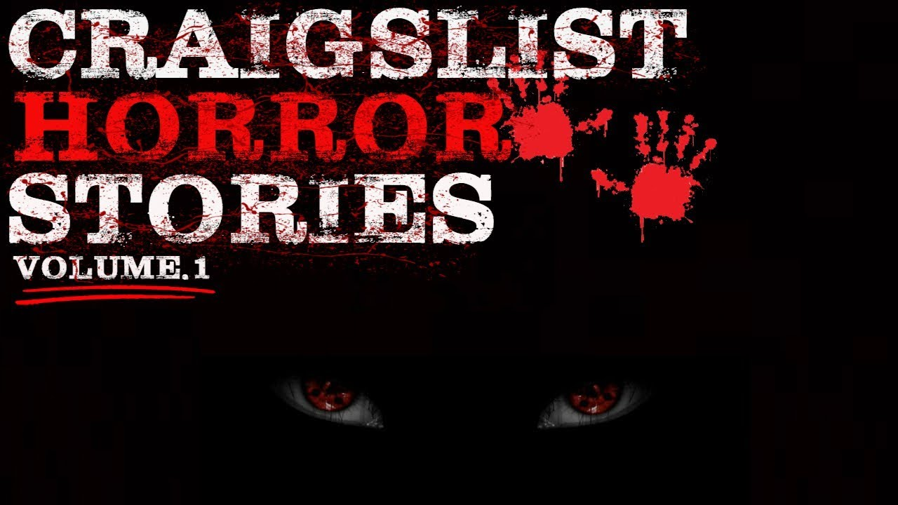 Craigslist dating horror stories
