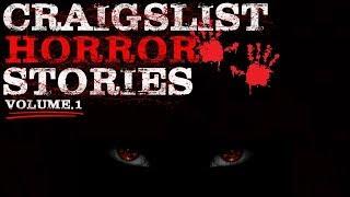 5 Craigslist Horror Stories | Vol. 1 | Creepy Clown | Creepy Date | Taken In LA |