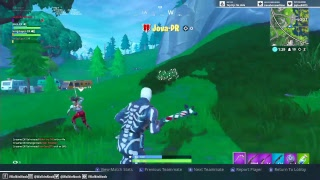 Fortnite on the Switch | Path To Partnership | Road TO 300 followers | Im a Bot |