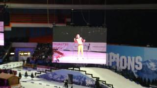Биатлон Селебрити. Гонка чемпионов-2011. Олимпийский.(, 2011-04-11T08:10:54.000Z)