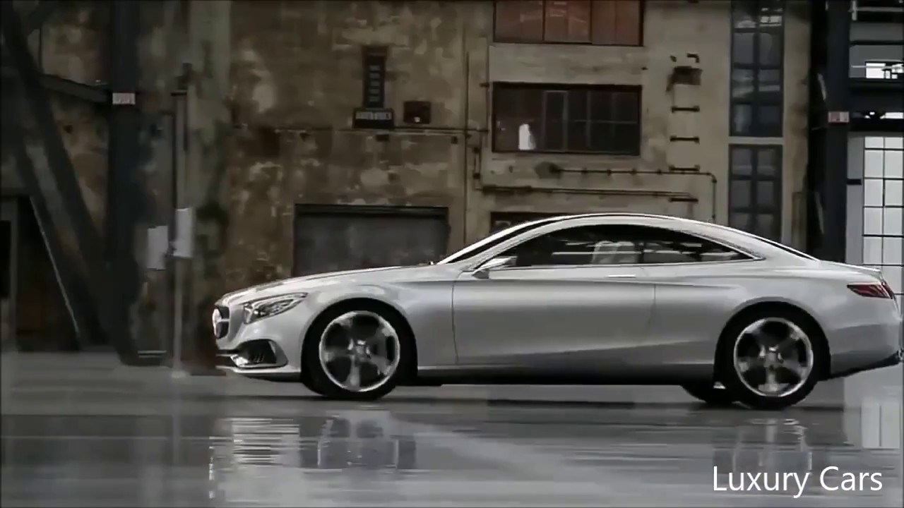 2018 Mercedes Benz S Class Coupe Interior Concept Youtube