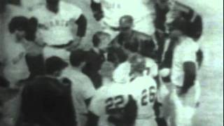 GIANTS-DODGERS BRAWL - 1965