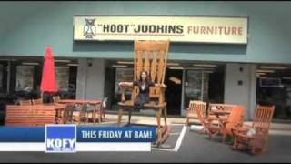 Hoot Judkins Promo For Kofy Channel 20 Airing On 4/15/11