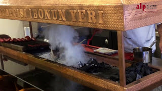 Elektrostatik Filtre Duman Testi - İstanbul / Alperen Mühendislik Video