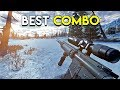 The Best Weapon Combo - Ring of Elysium (RoE FPP PC Gameplay)
