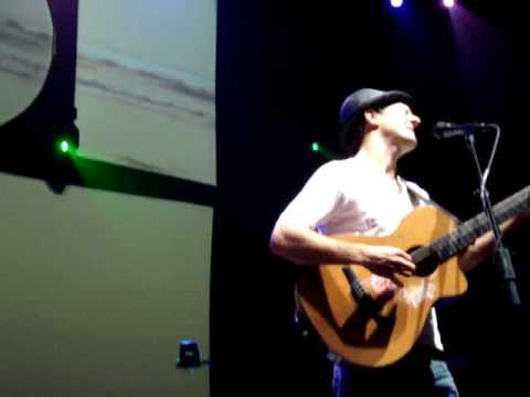 Jason Mraz Live - Lucky featuring Lisa Hannigan