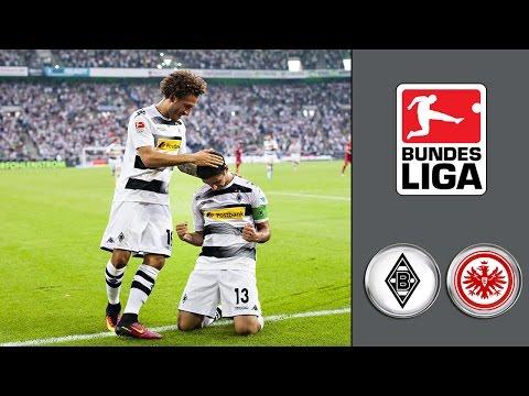 Borussia M'gladbach Vs Eintracht Frankfurt ● 28.10.2016 ● 9.Spieltag - 1. Bundesliga | FIFA 17