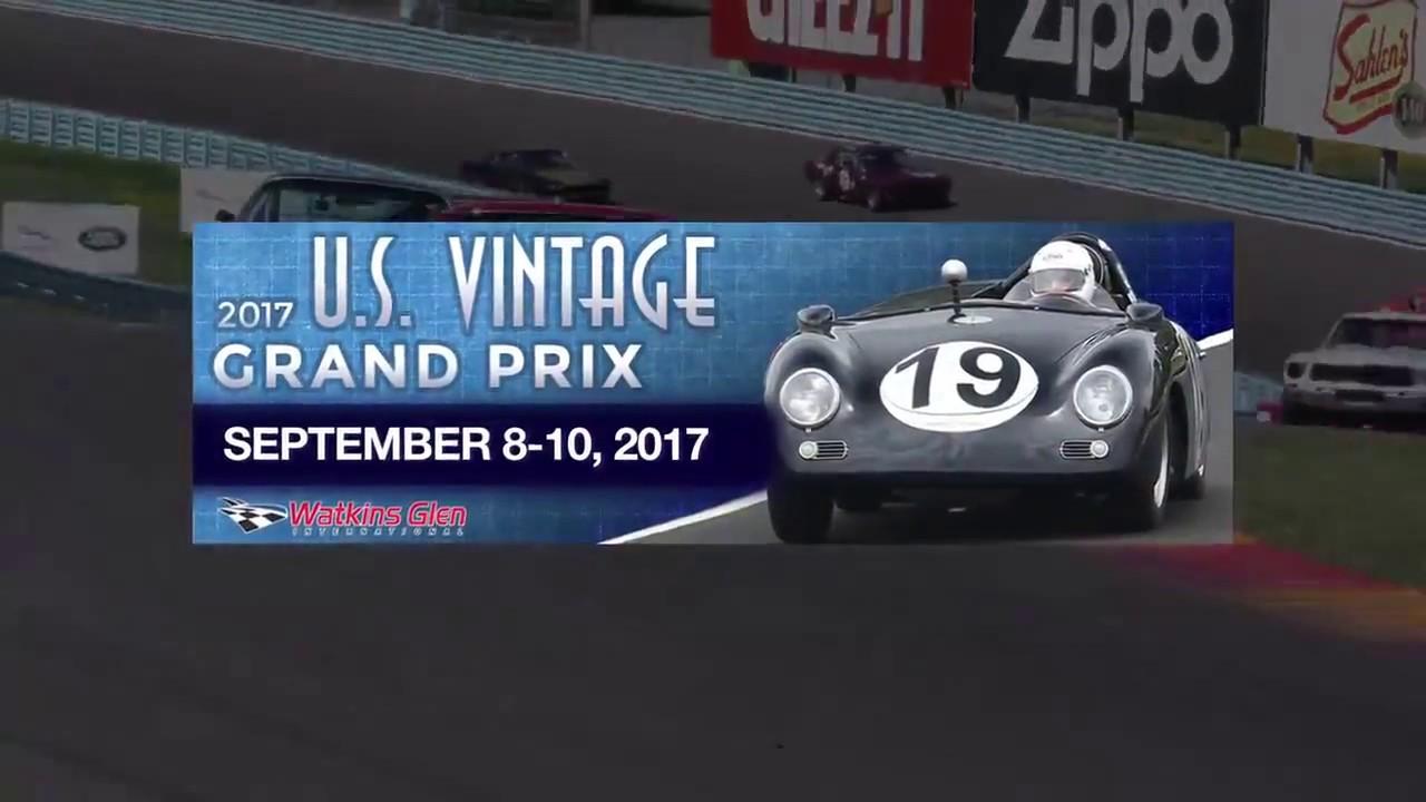 U.S. Vintage Grand Prix - Sept. 8-10 - YouTube