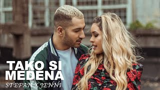 STEFAN MILANOV FT JENNI MARTIN - TAKO SI MEDENA ( Official Music Video)