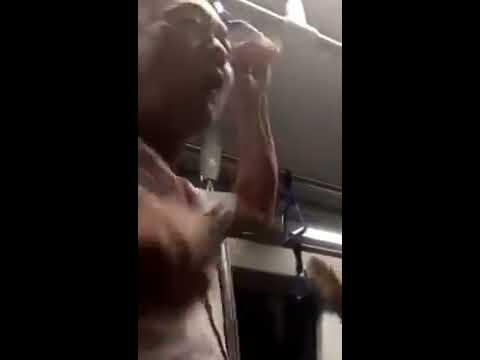 Gay sex on train