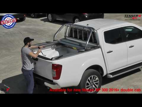 At www.accessories-4x4.com: Nissan NP300 navara 4x4 2015 frontier top speed review roller lid