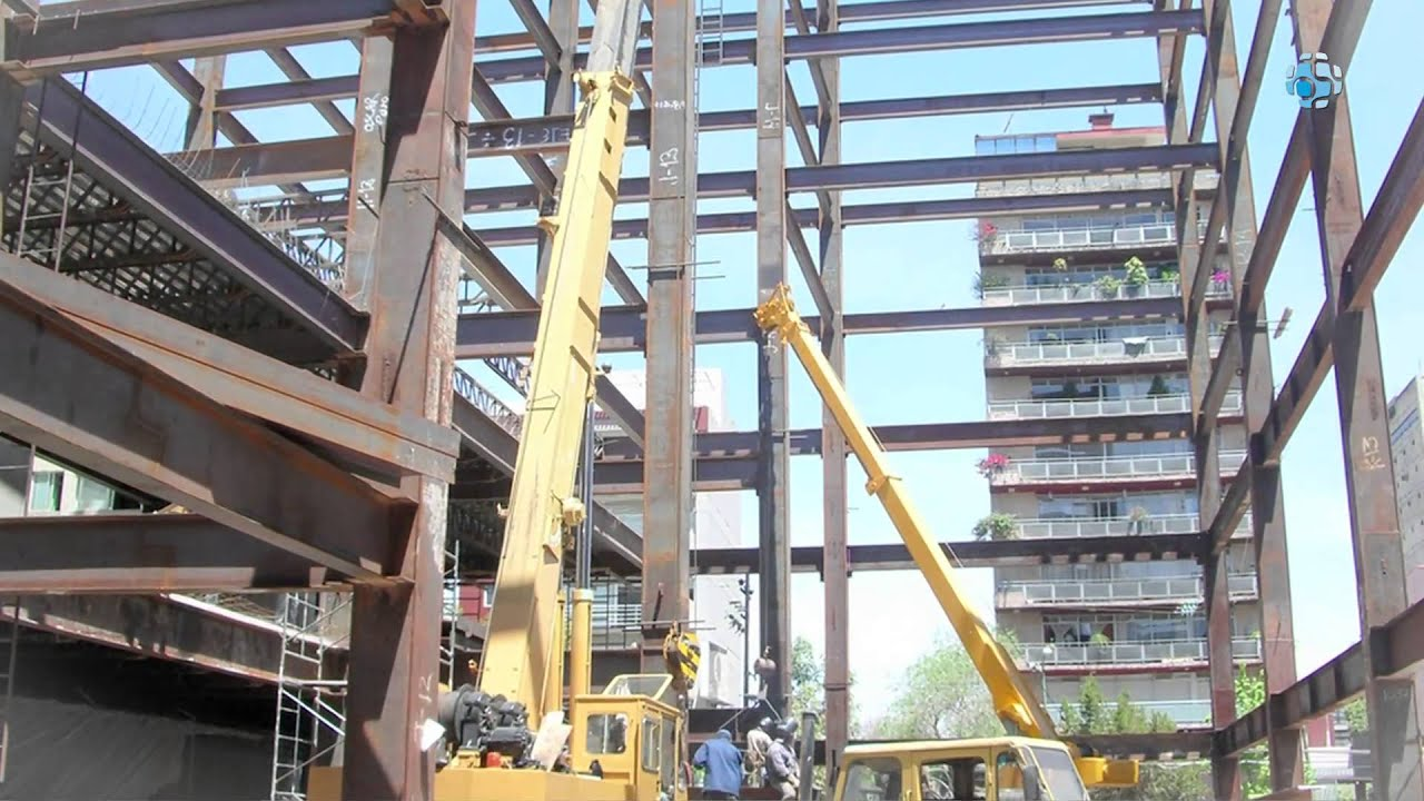 Suministro y Fabricación de Estructuras - México - Andamios y ...