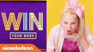 Edible School Supplies for Back to School  ft. JoJo Siwa, SpongeBob &amp More!  #WinYourWeek