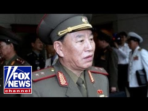 North Korea hard-line general to attend Olympics closing ceremony