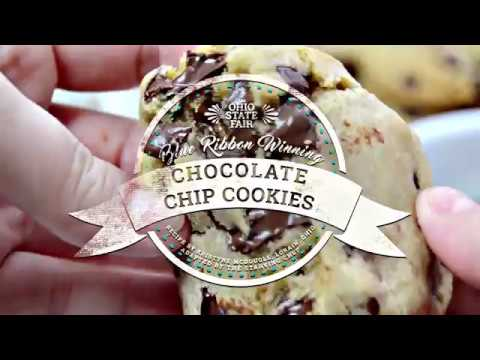 Award-winning Chocolate Chip Cookie recipe
