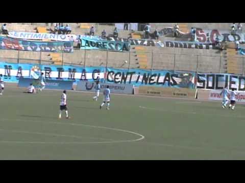 Chimbote: Partidazo José Gálvez golea 3-1 a Sporting Cristal