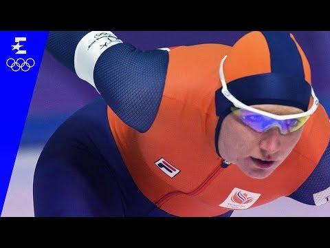 Speed Skating | Ladies' 3,000m Highlights | Pyeongchang 2018 | Eurosport