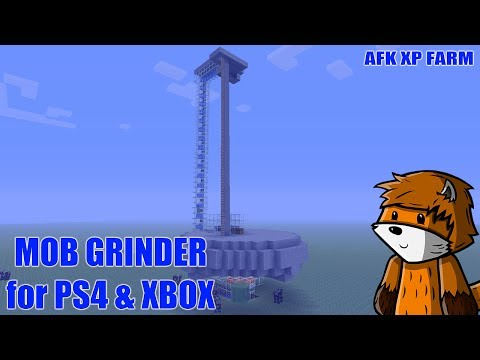 Automatic Mob Grinder