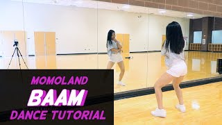 MOMOLAND (모모랜드) _ BAAM _ Lisa Rhee Dance Tutorial