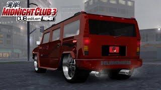 Essa Eu Não Cromei - Midnight Club 3 DUB Edition Remix (PC Gameplay) [1080p]