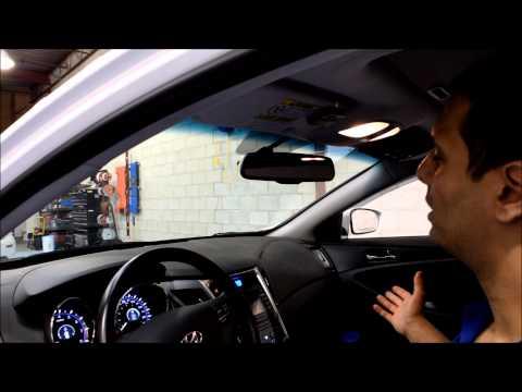 How To Install Factory Backup Camera On Hyundai Sonata Doovi