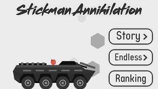 Stickman Ragdoll Annihilation Walkthrough