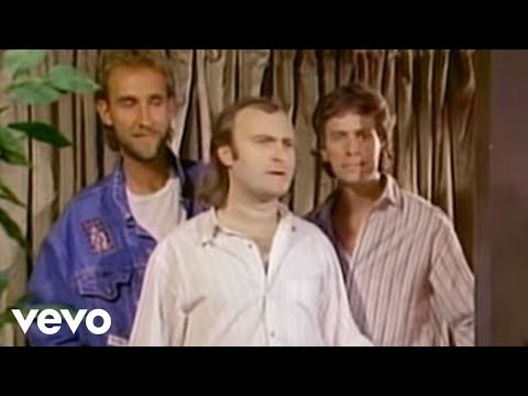 Genesis - Anything She Does (Official Music Video)