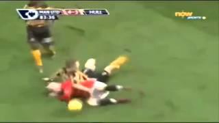Rooney MU Vs Hull City