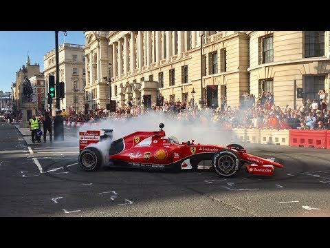 Formula 1 | F1 Live Comes to London for the British Grand Prix