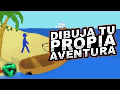 DIBUJA TU PROPIA AVENTURA | iTownGamePlay