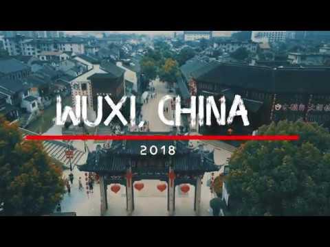 WUXI, CHINA 2018