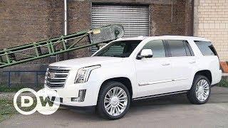 Der ultimative Luxus-SUV: Cadillac Escalade | DW Deutsch