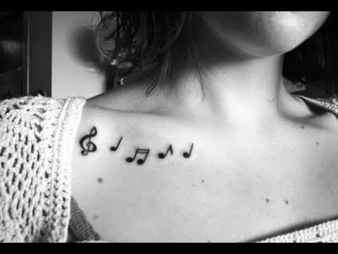 50 Best Music Tattoos