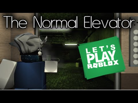 We Found The Door Code Roblox The Normal Elevator Gavin S Story