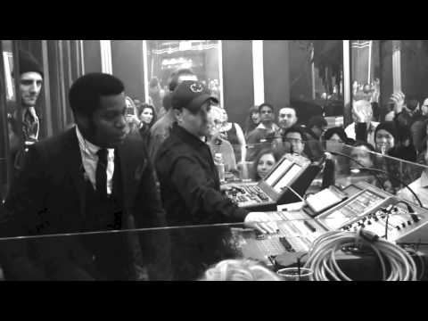 """""""Run Like The River"""" VINTAGE TROUBLE - NYC 10/23/15"""
