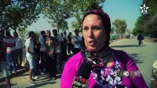 في STANDUP كانوا بزاف ديال الاباء كيشجعوا الابناء ديالهم و كيآمنوا بمواهبهم - StandUp - Al Aoula TV