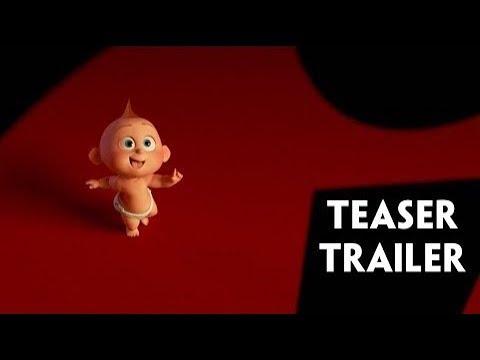 Gli Incredibili 2 - Teaser Trailer Italiano Ufficiale