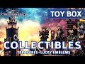 Kingdom Hearts 3 - Toy Box All Collectible Locations (Lucky Emblems & Treasures)
